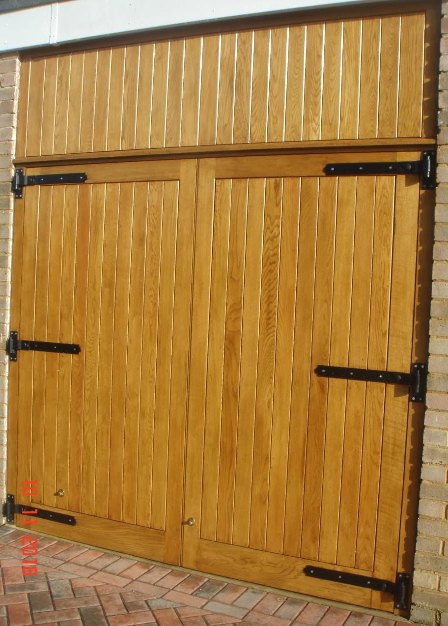Bespoke Wooden External Doors in Reading, Berkshire