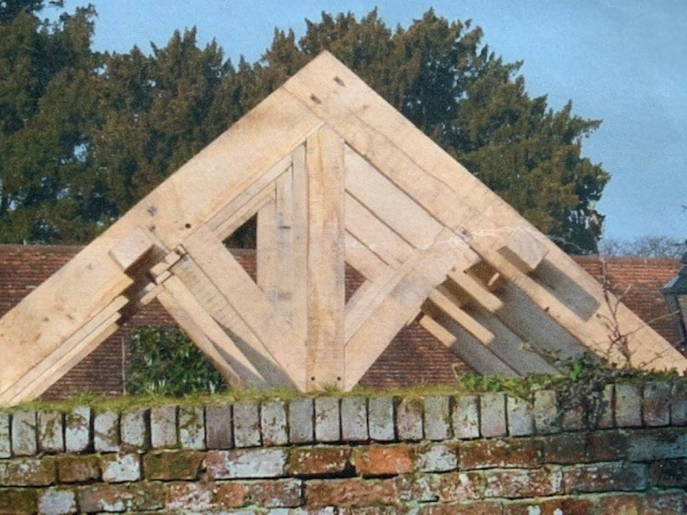 Bespoke Wooden Trusses in Reading, Berkshire