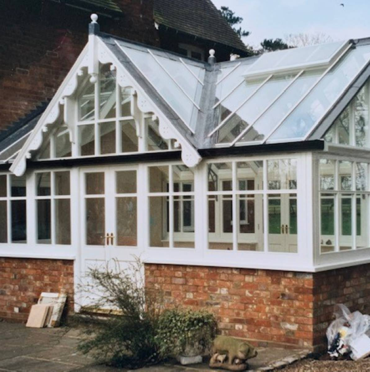 Wooden Conservatories in Reading, Berkshire