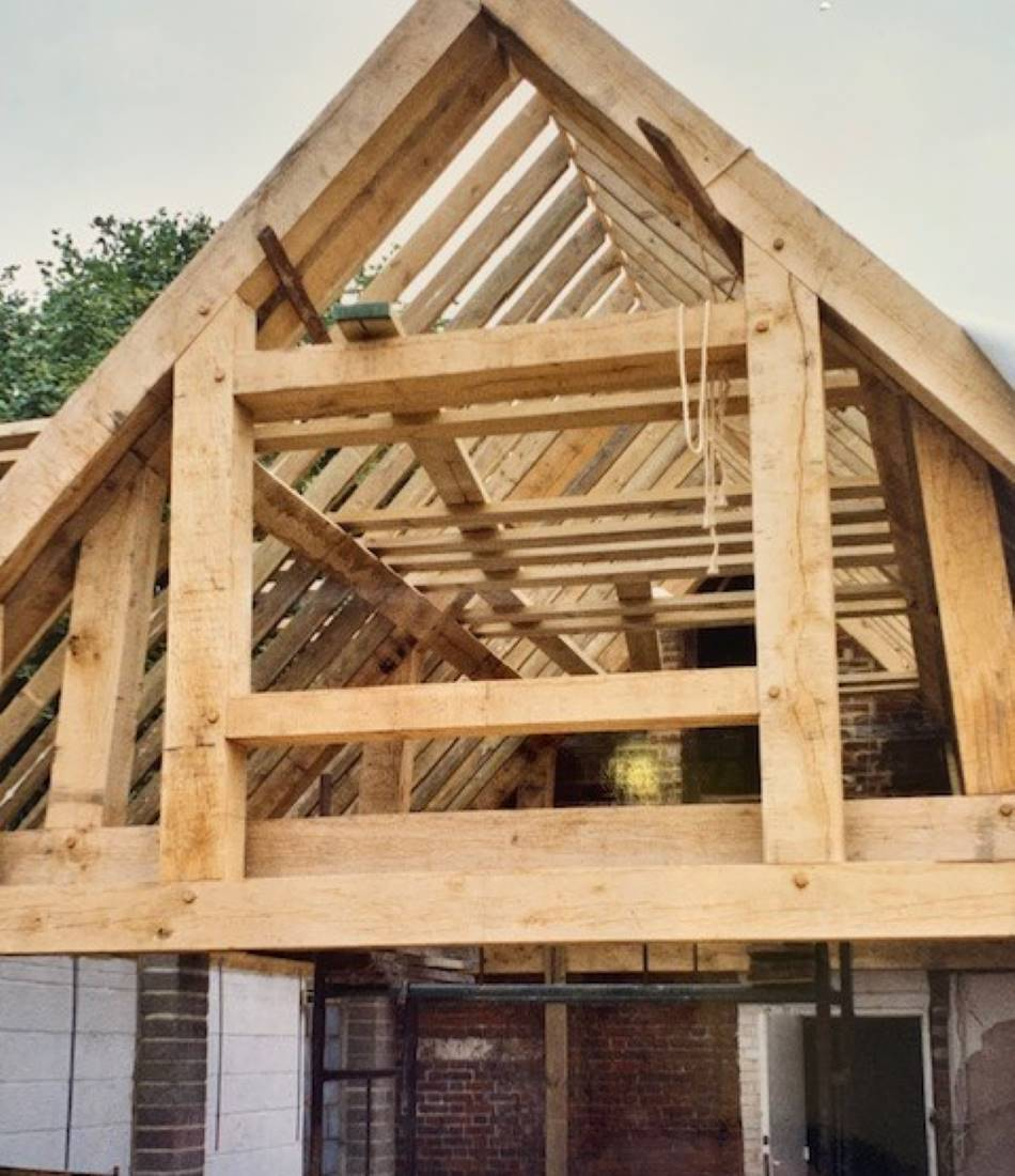 Wooden Truss Manufacturer in Reading, Berkshire